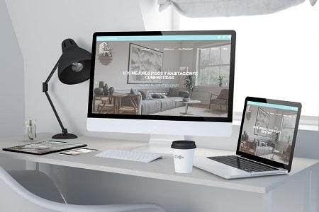 Soporte Website -Diseño página web - diseño one page - Diseño Web One Page - Inversiones Nissi - Diseño Web para pequeños negocios - empresas - Portfolio de Soporte Website